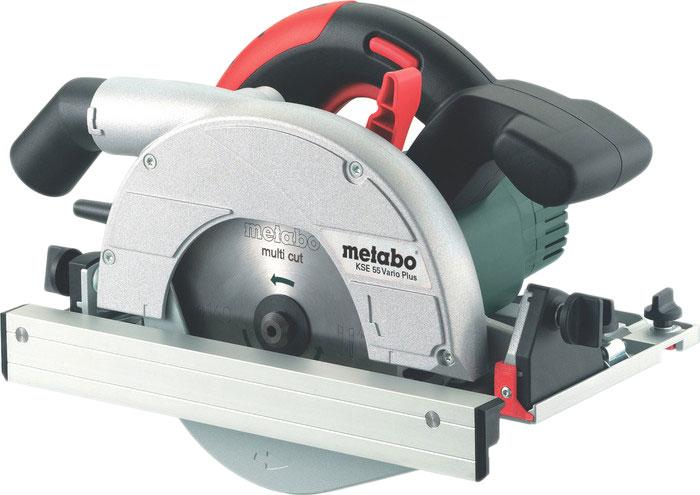 Дисковая пила Metabo KSE 55 Vario Plus (60120400)