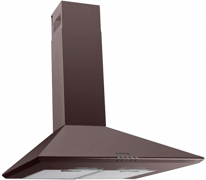 Вытяжка PYRAMIDA Basic Casa 50K BROWN