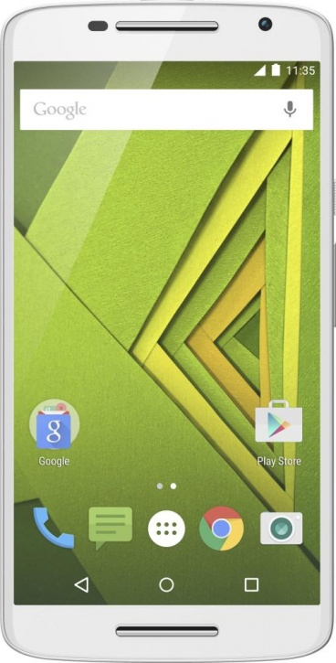 Смартфон MOTOROLA Moto X Play 16GB White (XT1562)