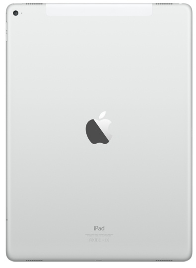 Планшет Apple iPad Pro 12.9 512GB LTE Silver