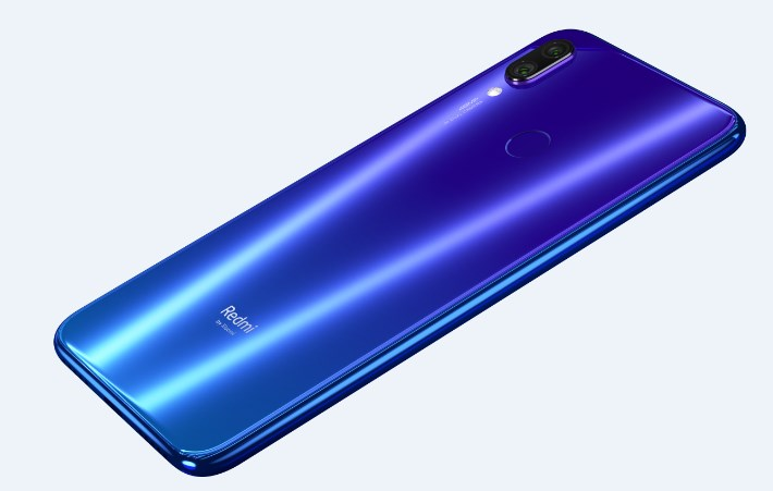 Смартфон Xiaomi Redmi Note 7 4GB/64GB Neptune Blue EU