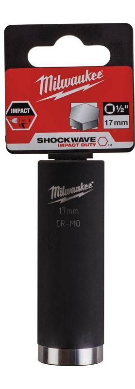 Головка Milwaukee SHOCKWAVE 17 (4932352854)