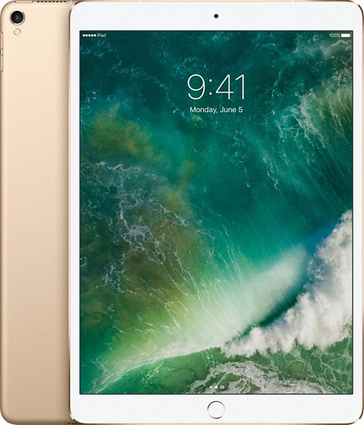 Планшет Apple iPad Pro 10.5 Wi-Fi 512GB Gold