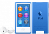 Плеер APPLE IPOD NANO 16GB BLUE MKN02QB/A