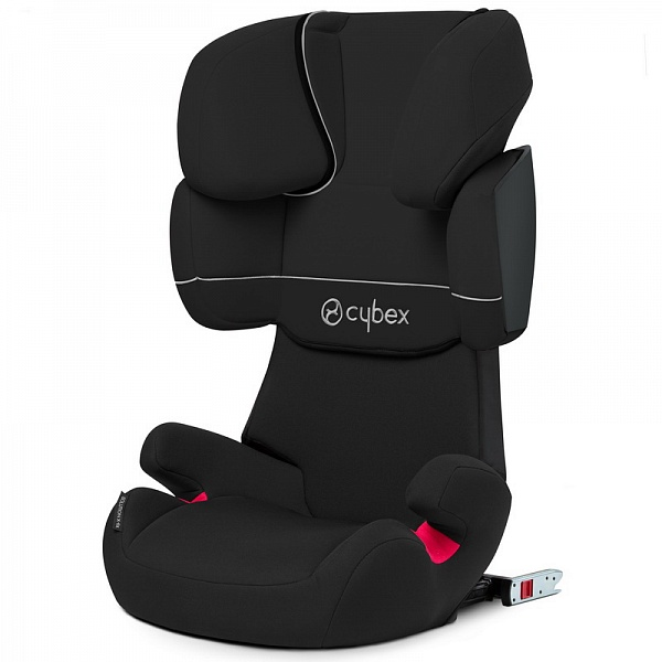 Автокресло Cybex Solution X-Fix (Pure Black)