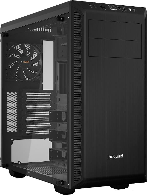Корпус be quiet! Pure Base 600 Black BG021