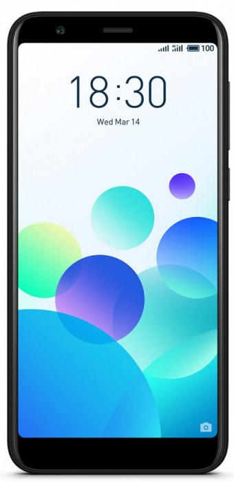 Смартфон Meizu M8C (M810H) 2GB/16GB Black