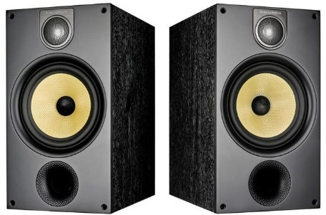 Акустика Bowers & Wilkins 685 S2 Black Ash