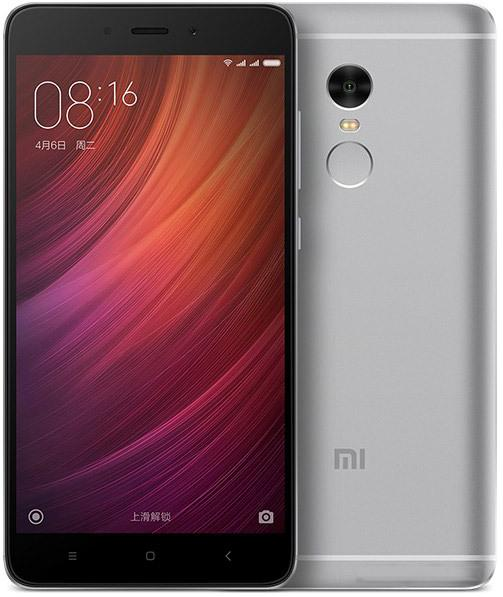 Смартфон Xiaomi Redmi Note 4 16GB 2GB Gray