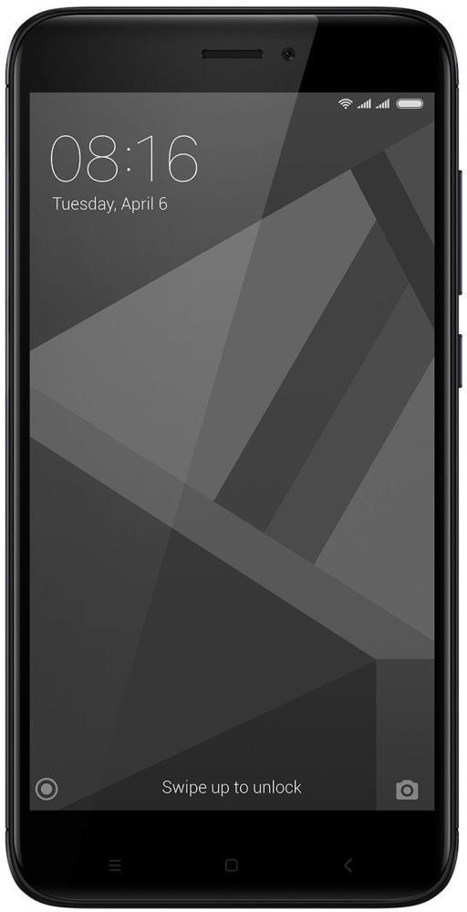 Смартфон Xiaomi Redmi 4X EU 32GB 3GB Black