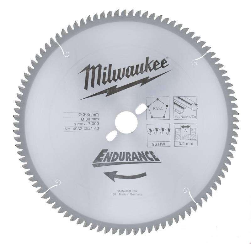 Пильный диск MILWAUKEE 4932352143