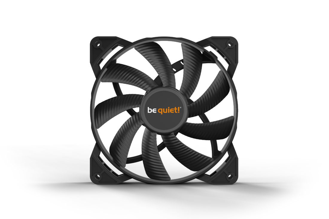 Кулер для корпуса be quiet! Pure Wings 2 120mm PWM (BL039)