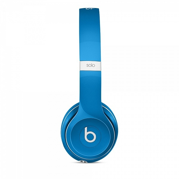 Наушники BEATS SOLO2 Luxe Edition Blue (ML9F2ZM/A)