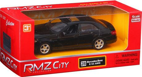 Машинка RMZ CITY Mercedes Benz E63 554999