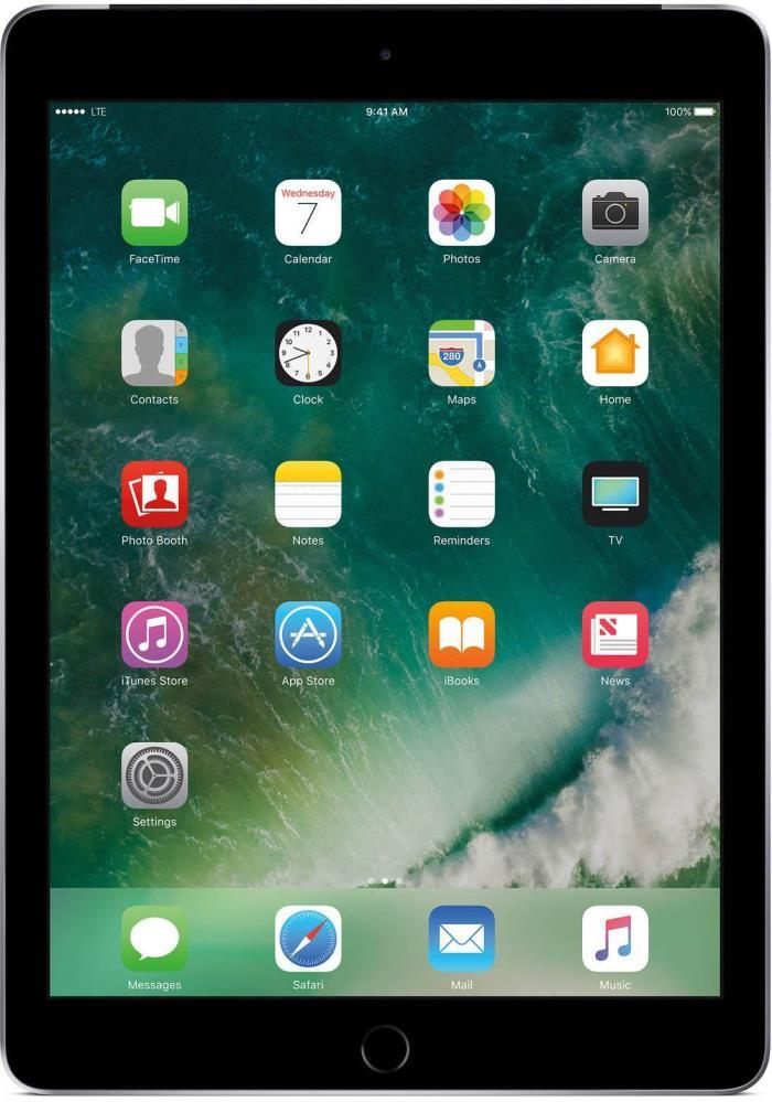 Планшет APPLE iPad Wi-Fi + Cellular 32GB Space Grey A1823 (3C670HC/A)
