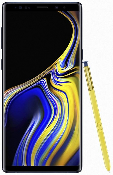 Смартфон SAMSUNG Galaxy Note 9 128 ГБ SM-N960F индиго