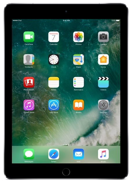 Планшет Apple iPad Pro 9.7 Wi-Fi + Cellular 32GB Space Grey A1674 (MLPW2RK/A)