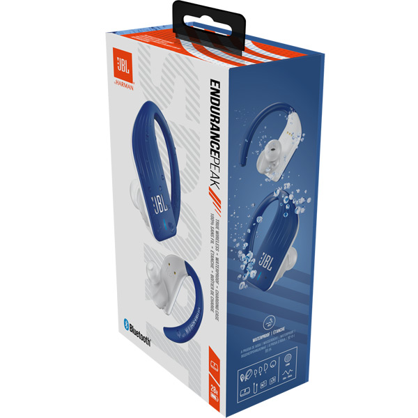 Наушники JBL ENDURPEAK BLU