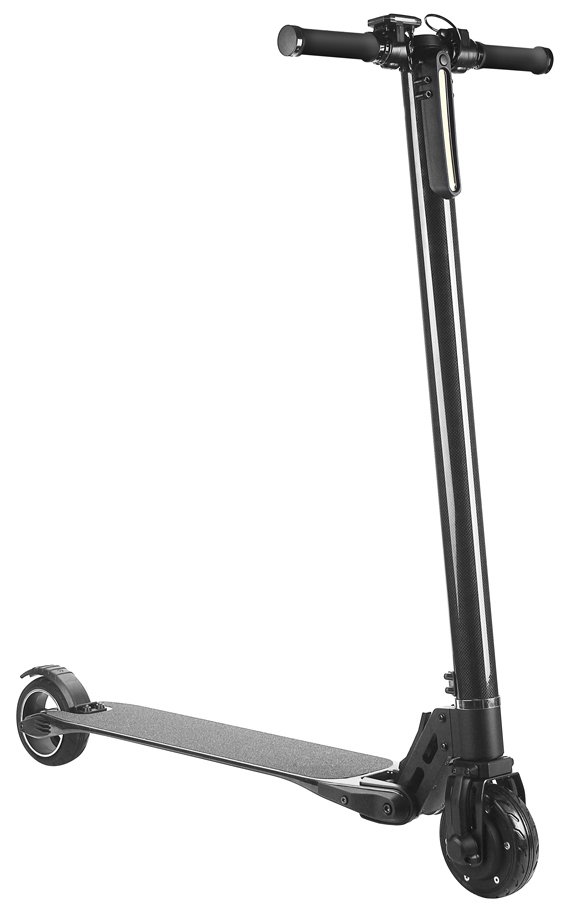Электросамокат IconBIT Smart SCOOTER carbon (SD-0016C)