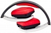 Наушники VIBE SLICK ON EAR HEADPHONES Grey/White/Red