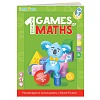 "Книга SMART KOALA ""Games of Math"" сезон 1"