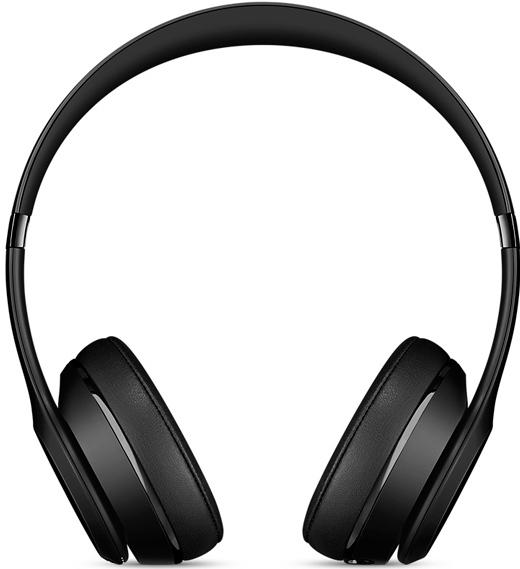 Наушники BEATS Solo3 Wireless On-Ear Black (MP582ZM/A)