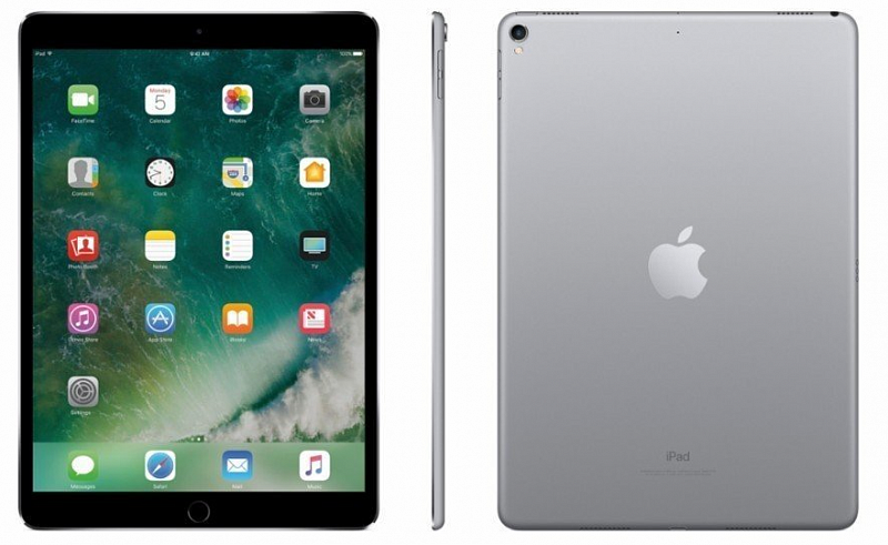 Планшет Apple iPad Pro 10.5 Wi-Fi 256GB Space Gray