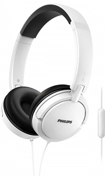 Наушники PHILIPS SHL5005 белый