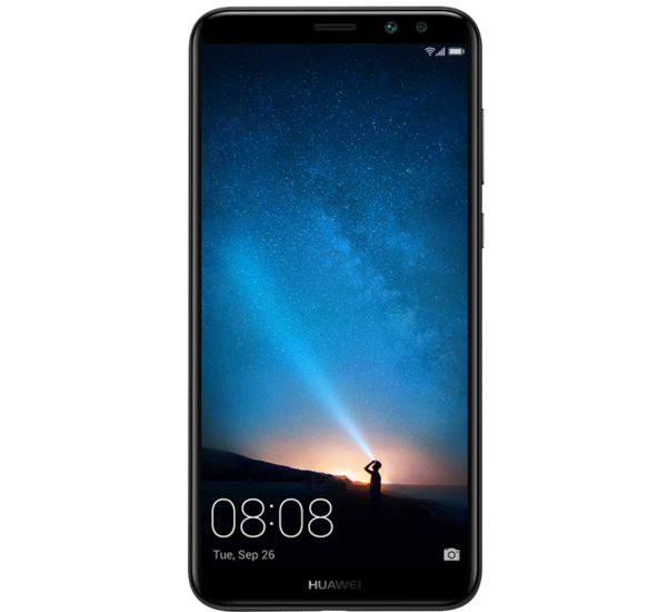 Смартфон Huawei Mate10 lite DS Graphite Black (RNE-L21)