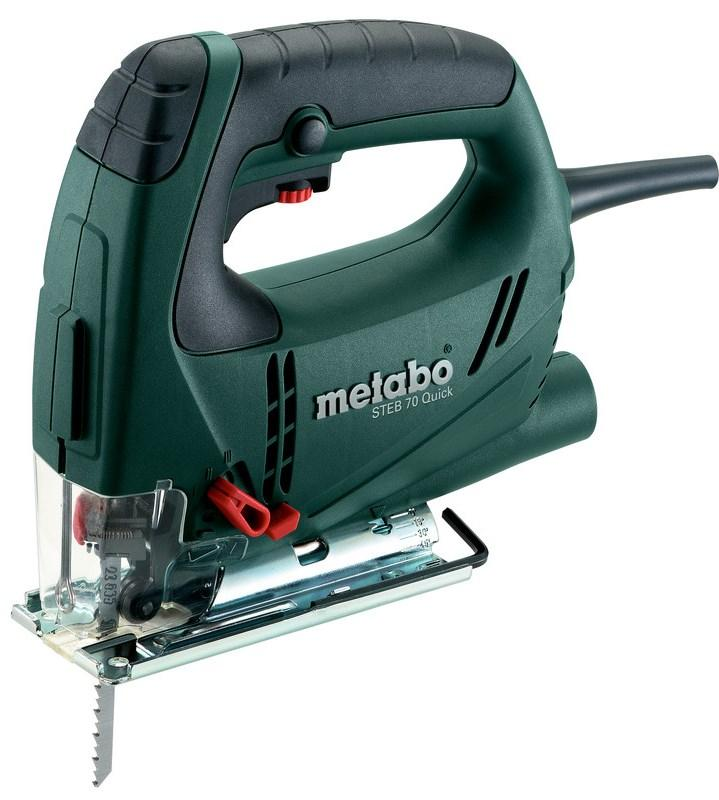 Электролобзик Metabo STEB 70 Quick (601040500)