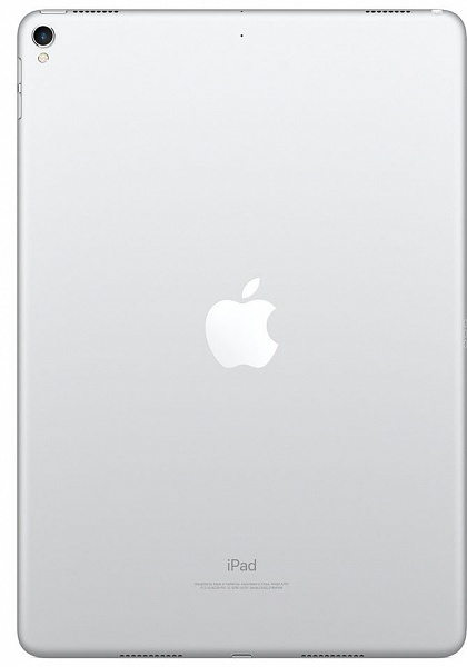 Планшет Apple iPad Pro 10.5 64GB LTE Silver