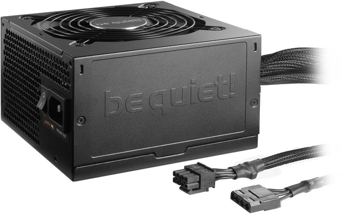 Блок питания be quiet! SYSTEM POWER 9 500W Bronze Retail BN246