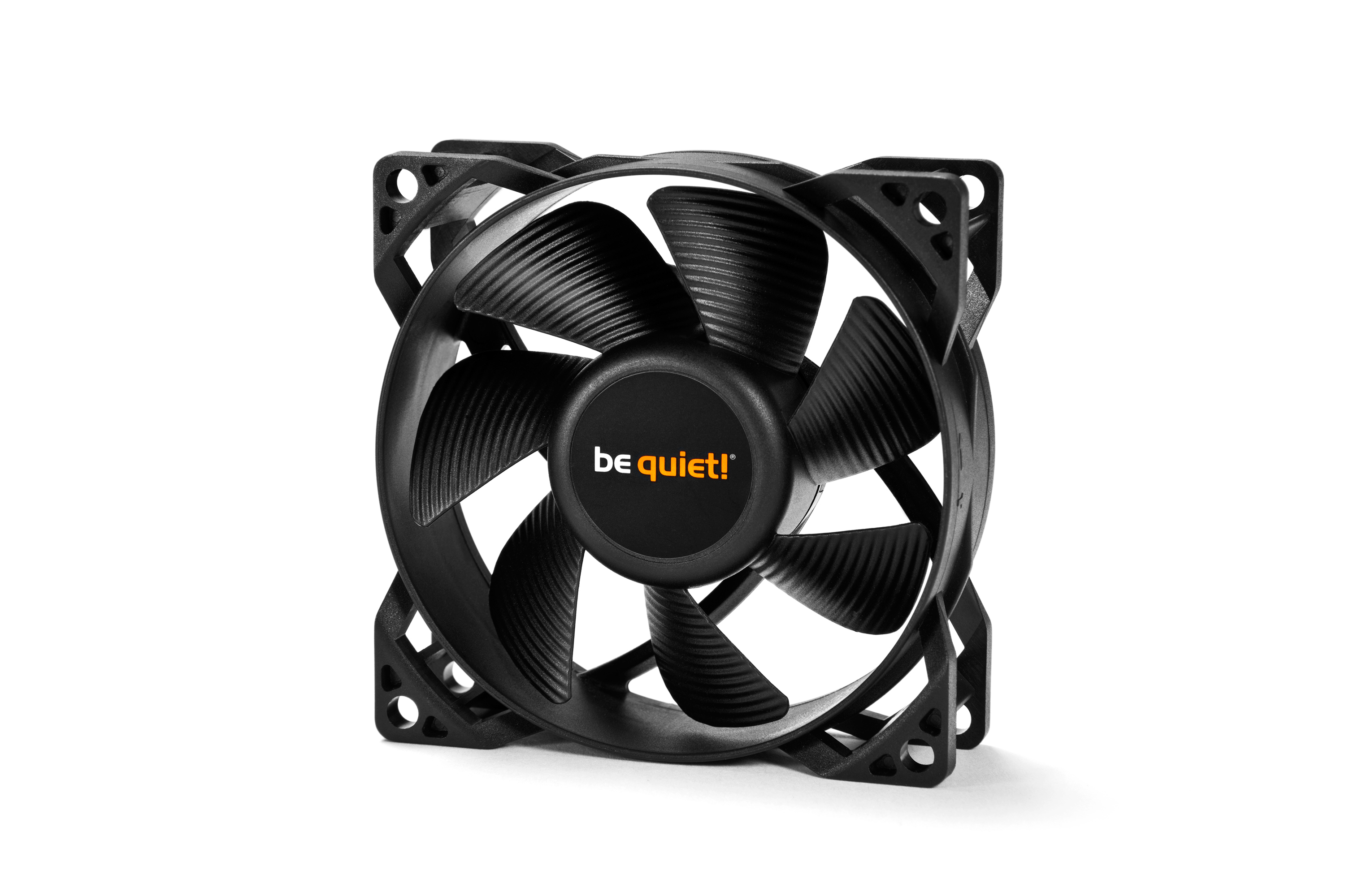 Кулер для корпуса be quiet! Pure Wings 2 80mm PWM (BL037)