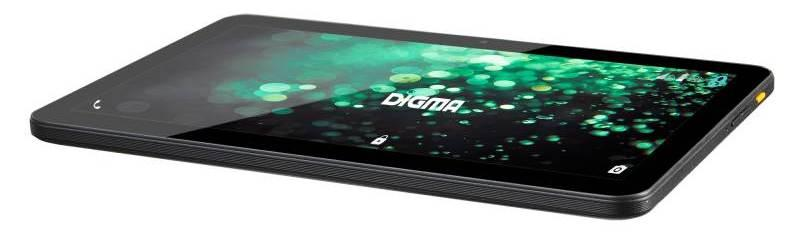 Планшет DIGMA Optima 1100 черный