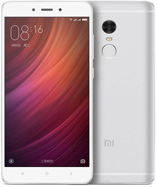 Смартфон Xiaomi Redmi Note 4 16GB 2GB Silver