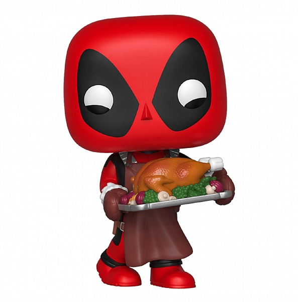 Фигурка Funko POP! Bobble: Marvel: Holiday: Deadpool (43337)