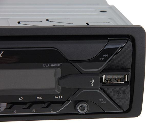 Автомагнитола SONY DSX-A410BT
