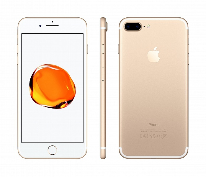 Смартфон APPLE iPhone 7 Plus 32GB Gold (MNQP2FS/A)