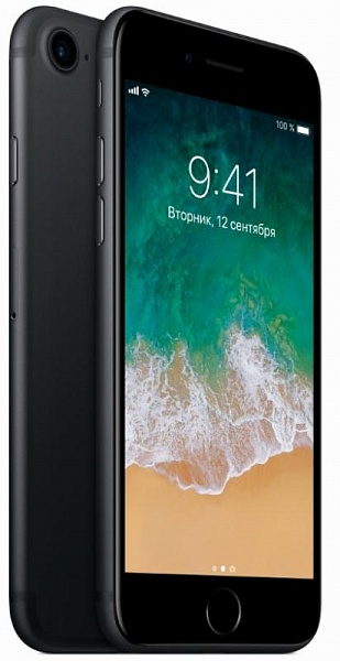 Смартфон APPLE iPhone 7 32GB Black A1778 (MN8X2RM A) купить в ... eb86a1bcbe0