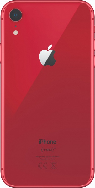 Смартфон APPLE iPhone XR 64GB (PRODUCT)RED (MRY62FS/A)