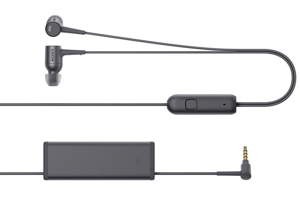 Наушники SONY h.ear in NC MDR-EX750NA Black