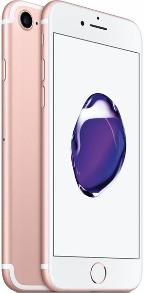 Смартфон APPLE iPhone 7 128GB Rose Gold A1778 (MN952RM/A)