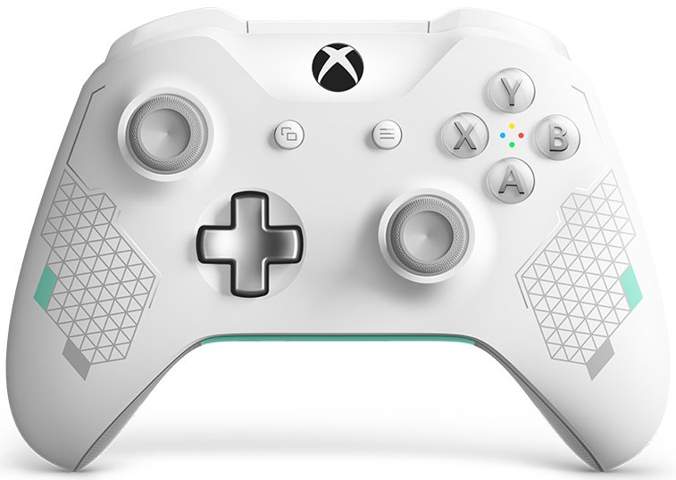 Геймпад Microsoft Xbox One Sport White Special Edition (WL3-00083)