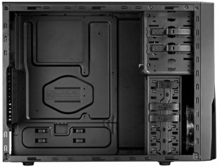 Корпус Cooler Master Elite 431 Plus Black (RC-431P-KWN2)