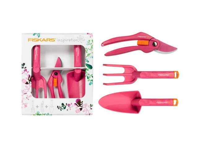 Набор инструмента FISKARS Inspiration Ruby (1003699)