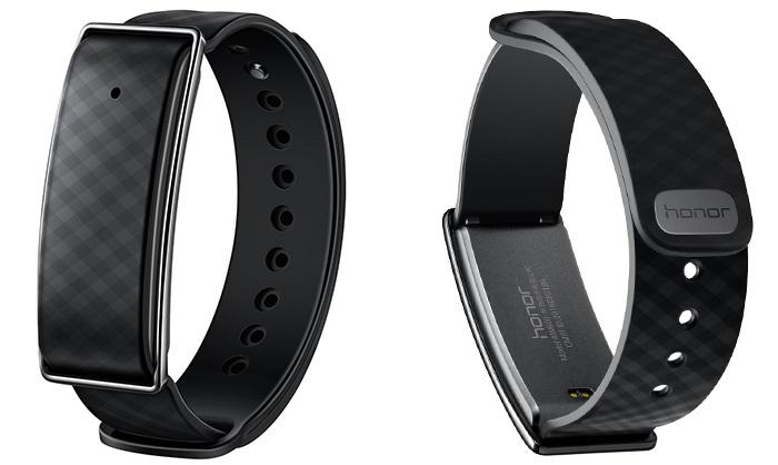 Фитнес-браслет HUAWEI Honor Color Band A1 Black (AW600)