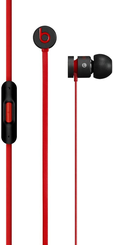 Наушники BEATS urBeats2 In-Ear Matte Black (MHD02ZM/A)
