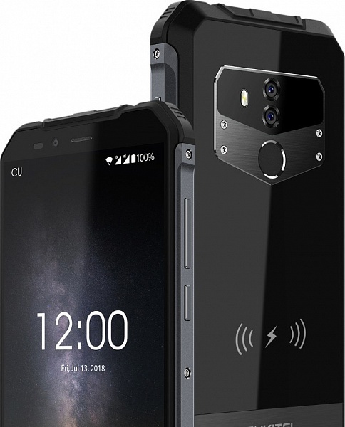 Смартфон Oukitel WP1 black