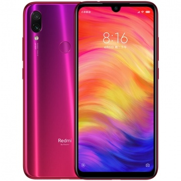 Смартфон Xiaomi Redmi Note 7 3GB/32GB Nebula Red