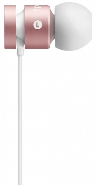 Наушники BEATS urBeats In-Ear Rose Gold, MLLH2ZM/A